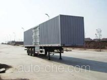 Antong CHG9401XXY box body van trailer