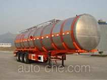Antong CHG9402GRY flammable liquid tank trailer