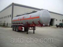 安通牌CHG9404GHY型化工液体运输半挂车