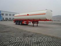 Antong CHG9404GRY flammable liquid tank trailer