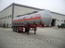 安通牌CHG9406GHY型化工液体运输半挂车
