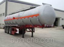 Antong CHG9406GHY chemical liquid tank trailer