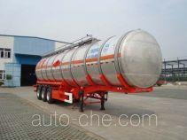 Antong CHG9409GRY flammable liquid aluminum tank trailer