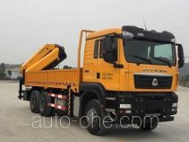 Changlin CHL5258JSQZ4 truck mounted loader crane