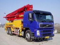 Changlin CHL5280THB concrete pump truck