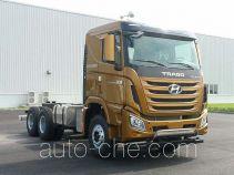 Kangendi CHM3252KPQ52M dump truck chassis