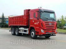 康恩迪牌CHM3253KPQ52M型自卸汽车