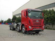 Kangendi CHM3310KPQ64M dump truck chassis
