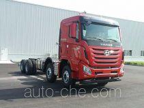 Kangendi CHM3310KPQ74M dump truck chassis