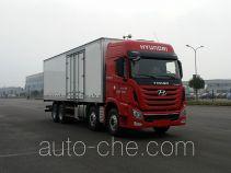 康恩迪牌CHM5310XXYKPQ80M型厢式运输车