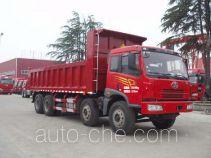 兆鑫牌CHQ3310ZZX型自卸汽车