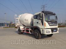 兆鑫牌CHQ5160GJB型混凝土搅拌运输车