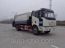 兆鑫牌CHQ5160ZYS型压缩式垃圾车