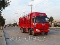 兆鑫牌CHQ5310CCY型仓栅式运输车