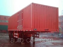 Zhaoxin CHQ9192XXY box body van trailer