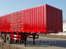 Zhaoxin CHQ9193XXY box body van trailer