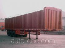 兆鑫牌CHQ9400PXY型蓬式运输半挂车