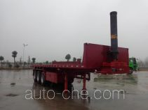 Zhaoxin flatbed dump trailer
