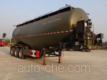 Zhaoxin CHQ9401GFL low-density bulk powder transport trailer