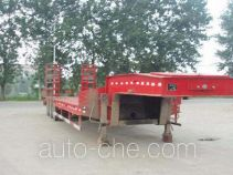 兆鑫牌CHQ9403TDP型低平板半挂车