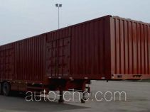 Zhaoxin CHQ9403XXY box body van trailer
