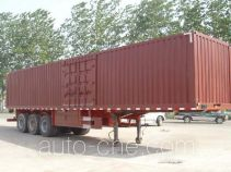 Zhaoxin CHQ9404XXY box body van trailer