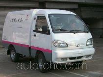 Zhongfa CHW5010ZLJ sealed garbage truck