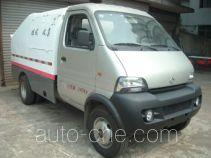 Zhongfa CHW5020ZLJ sealed garbage truck