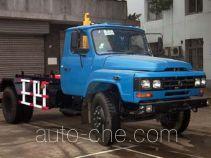 Zhongfa CHW5090ZXXC detachable body garbage truck