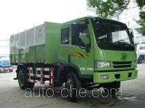 Zhongfa CHW5103ZLJ sealed garbage truck