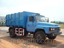 Zhongfa CHW5104ZLJ sealed garbage truck