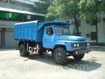 Zhongfa CHW5105ZLJ sealed garbage truck