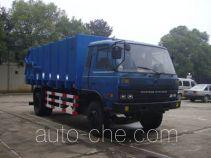 Zhongfa CHW5160ZLJC sealed garbage truck