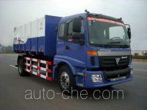 Zhongfa CHW5162ZLJ sealed garbage truck