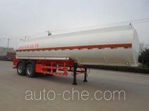 Hengxin Zhiyuan CHX9350GRY flammable liquid tank trailer