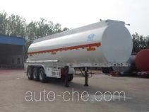 Hengxin Zhiyuan CHX9400GDG toxic and infectious items tank trailer