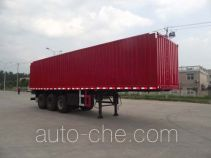 Hengxin Zhiyuan box body van trailer