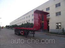 Hengxin Zhiyuan CHX9400ZZXP flatbed dump trailer