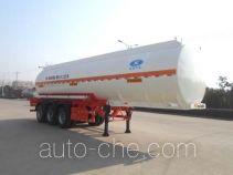 恒信致远牌CHX9401GFW型腐蚀性物品罐式运输半挂车