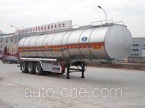 Hengxin Zhiyuan CHX9401GSY aluminium cooking oil trailer