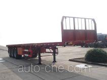 Hengxin Zhiyuan flatbed trailer