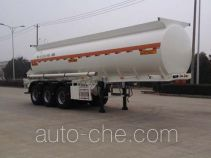 恒信致远牌CHX9402GFW型腐蚀性物品罐式运输半挂车