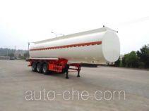 Hengxin Zhiyuan CHX9402GRY flammable liquid tank trailer
