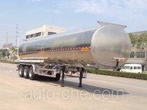 Hengxin Zhiyuan CHX9402GSY aluminium cooking oil trailer