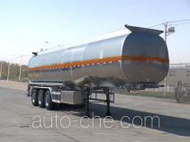 Hengxin Zhiyuan CHX9404GYY aluminium oil tank trailer