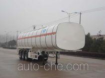 Hengxin Zhiyuan CHX9404GRY flammable liquid tank trailer
