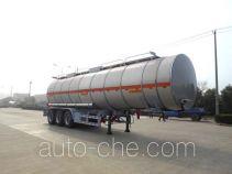 Hengxin Zhiyuan CHX9405GFW corrosive materials transport tank trailer