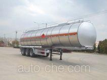 Hengxin Zhiyuan CHX9405GRY flammable liquid tank trailer