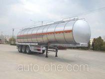 Hengxin Zhiyuan CHX9407GRY flammable liquid tank trailer