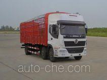 Chuanjiao CJ5250CCYD3SB stake truck